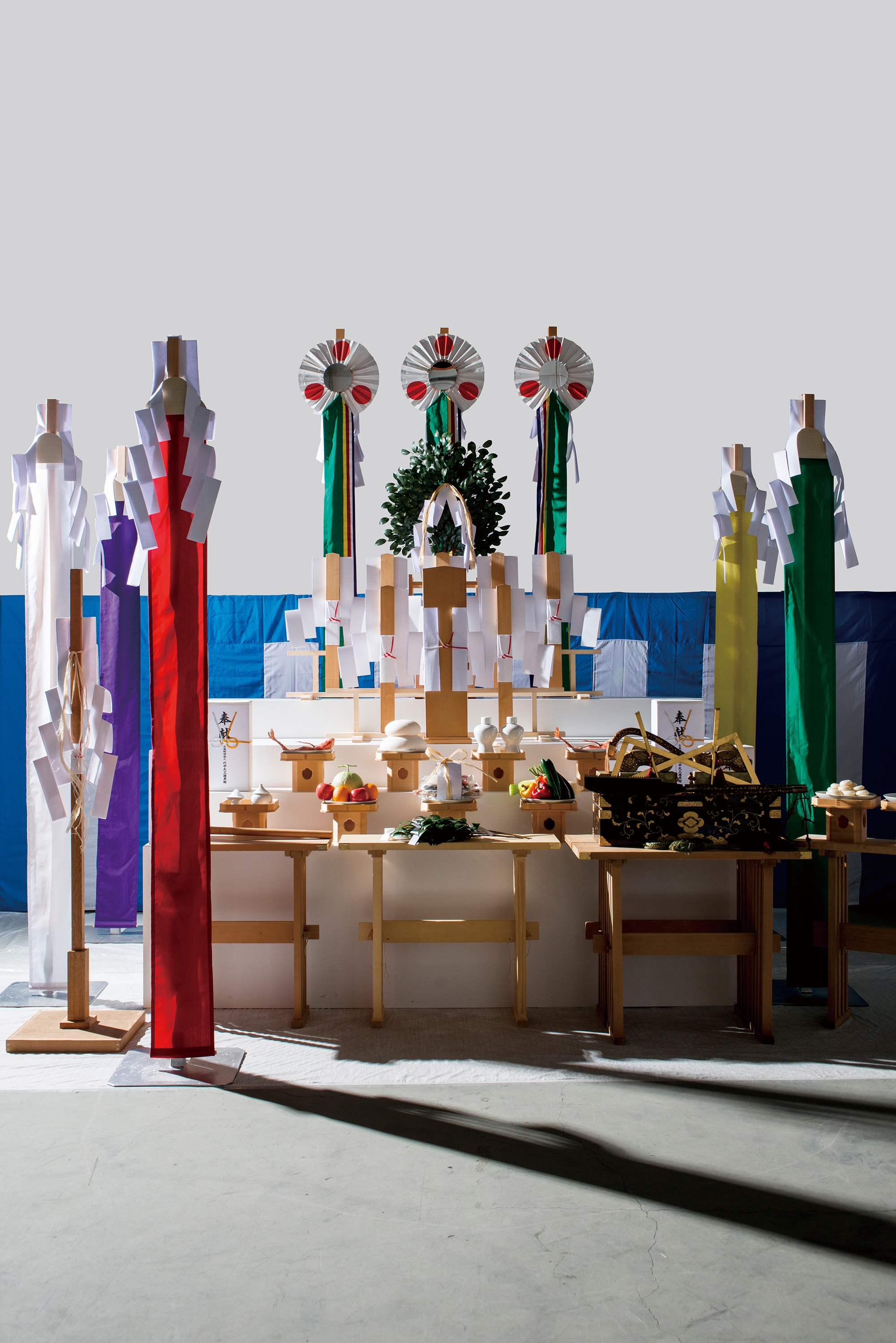 企画展スケジュール祈りのかたち – 知られざる建築儀式の世界 –